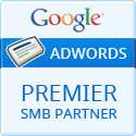 Google AdWords Premier SMB Partner Logo