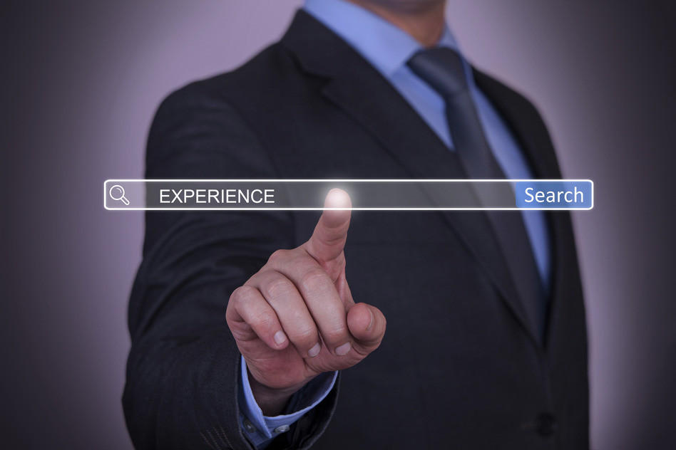 Online marketing experience makes a difference